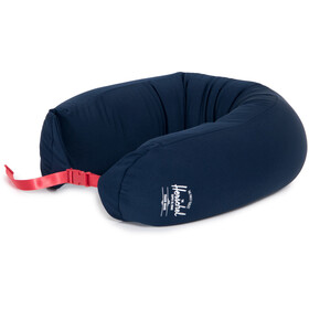 Herschel Micro Bead Pillow Navy/Red